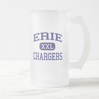 Erie Chargers Middle School Erie Illinois Coffee Mugs