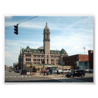 Erie Community College in Buffalo New York Photo Print