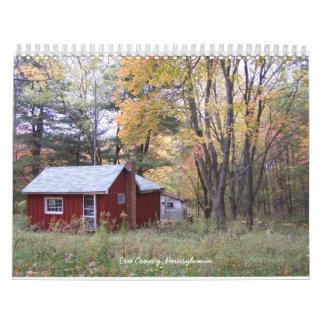 Erie County, Pennsylvania Calendar