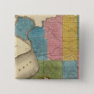 Erie County Pinback Button