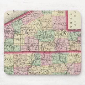 Erie, Crawford, condados de Venango Tapete De Raton