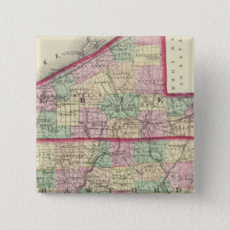 Erie, Crawford, Venango counties Button