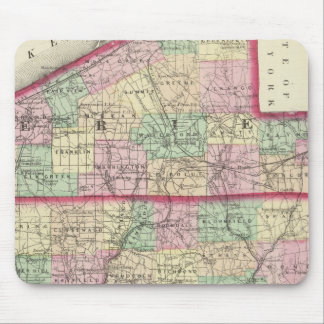 Erie, Crawford, Venango counties Mouse Pad