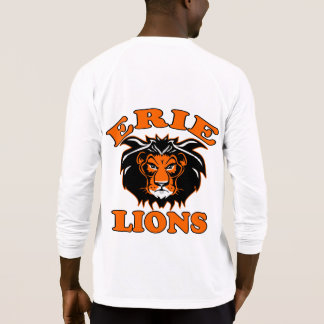 Erie Lions Longsleeve Performance Gear T-Shirt