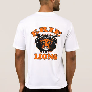 Erie Lions Performance Gear T-Shirt