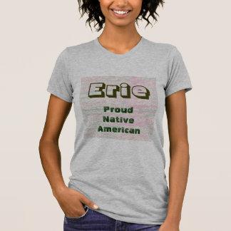 Erie : Proud Native Americans Tshirt