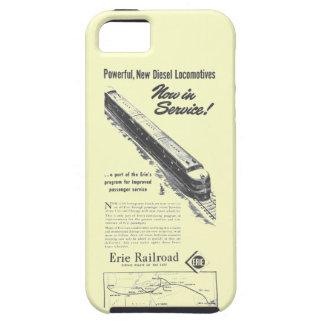 Erie Railroad 1948 New Diesel Locomotives iPhone SE/5/5s Case
