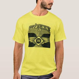 Erie Railroad Suburban Time Tables Cover 1958 T-Shirt