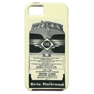 Erie Railroad Suburban TimeTables Cover 1958