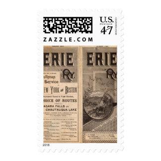Erie Railway Postage