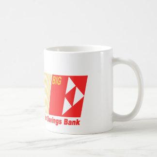 Erie Savings Bank (Red) Coffee Mug