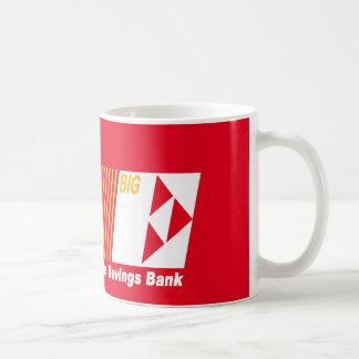 Erie Savings Bank (White) Coffee Mug