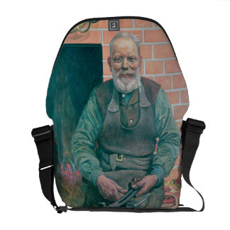 Erik Erikson, The Blacksmith Messenger Bag