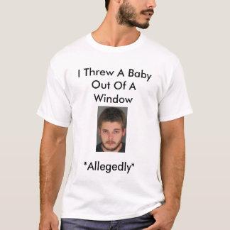 Erik Johnston Baby Thrower T-Shirt