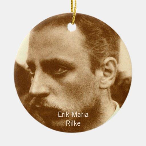 Erik Maria Rilke Adorno Redondo De Cerámica