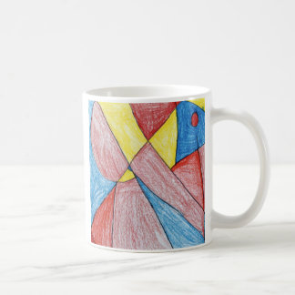 Erik Port Classic White Coffee Mug