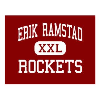 Erik Ramstad - Rockets - centro - Minot Postales