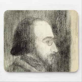Erik Satie  c.1886 Mouse Pad