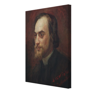 Erik Satie Canvas Print