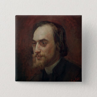 Erik Satie Pinback Button