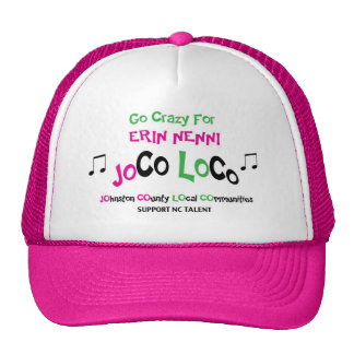 ERIN CAPS MESH HATS