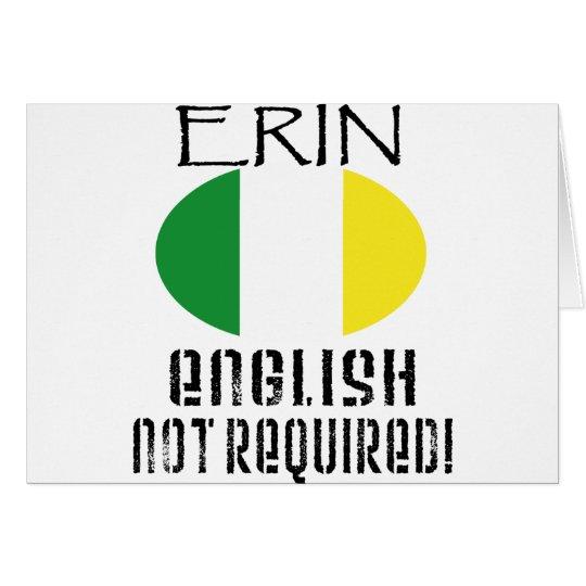 Erin Card