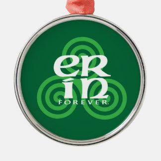 Erin Forever Christmas Ornament