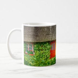 Erin Forever Mug-Cottage in Adare, Ireland Classic White Coffee Mug