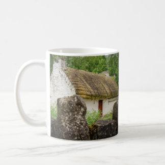 Erin Forever Mug-Cottage in Bunratty, Ireland Classic White Coffee Mug