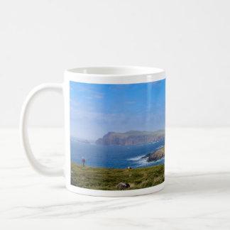 Erin Forever Mug-Dingle Peninsula, Ireland Classic White Coffee Mug