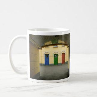 Erin Forever Mug-Doors of Kilkenny, Ireland Classic White Coffee Mug