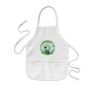 Erin go Bahh  apron