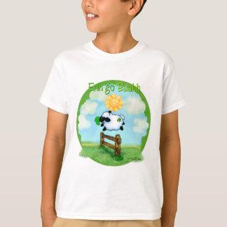 Erin go Bahh  T-shirt