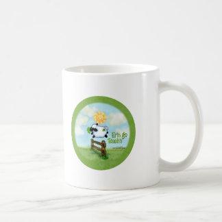 Erin go Bahh  T-shirt Classic White Coffee Mug