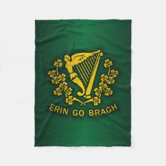Erin Go Bragh 2 Fleece Blanket