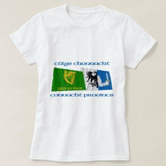 Erin Go Bragh and Connacht Province Flags Shirt