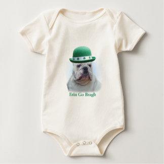 Erin Go Bragh Baby Bodysuit