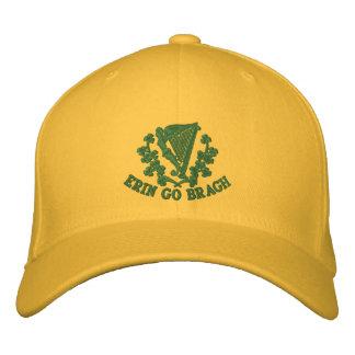 Erin Go Bragh Embroidered Baseball Caps