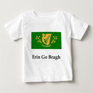 Erin Go Bragh Flag Infant T-shirt