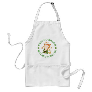 Erin Go Bragh  - Ireland Forever Adult Apron