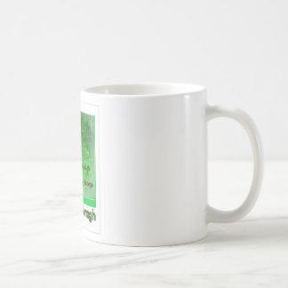 """Erin Go Bragh."" (Ireland Forever) Classic White Coffee Mug"