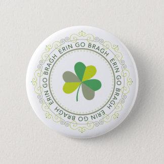 Erin go Bragh, Ireland Forever Pinback Button