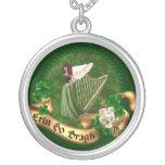 Erin Go Bragh Irish Custom Jewelry