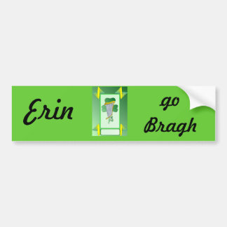 Erin go Bragh, Irish item Bumper Sticker