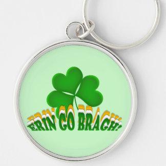 Erin Go Bragh! Keychain