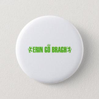 Erin Go Bragh Pinback Button