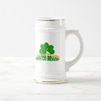 Erin Go Bragh! Stein 18 Oz Beer Stein