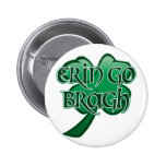 Erin Go Bragh v5 Pinback Button