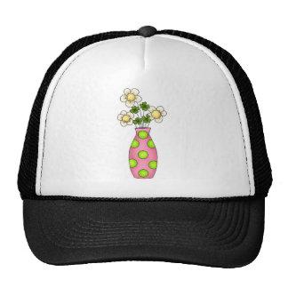 Erin Go Brahg Flowers3 Trucker Hat