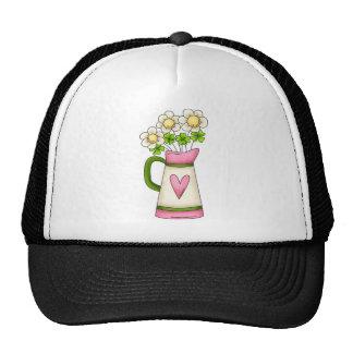 Erin Go Brahg Flowers in A Pitcher Trucker Hat